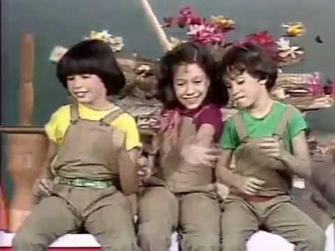 Trem da alegria - uni duni tê  ( especial fevers 1985 ).
