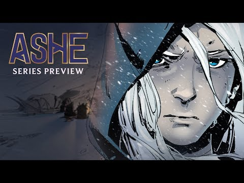 Ashe: Warmother | Comic Series Preview thumbnail