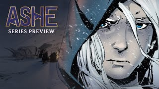 Ashe: Warmother | Comic Series Preview
