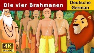 Die vier Brahmanen | Gute Nacht Geschichte | Märchen | Geschichte | Deutsche Märchen