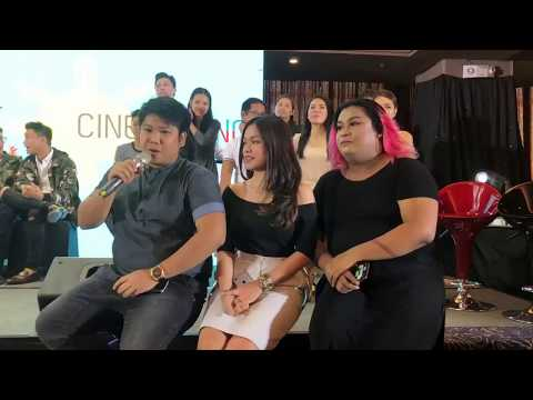 CineFilipino 2018 Filmmakers Talk About Their Film