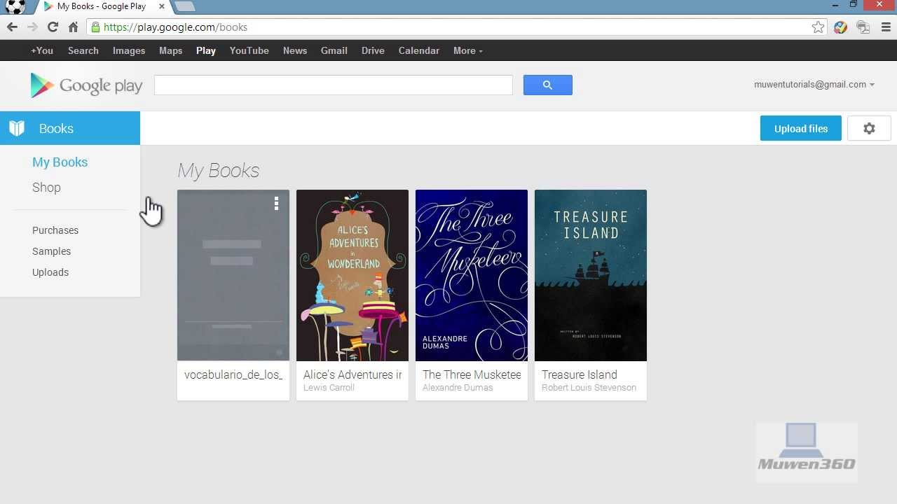 How To Upload Documents, E-books to Google Play Books for FREE