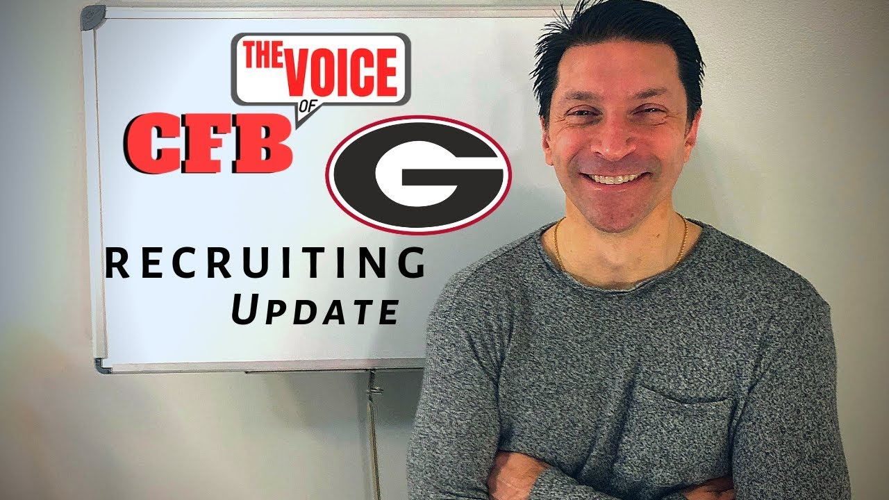 Georgia's season has effectively ended. Where does recruiting ...