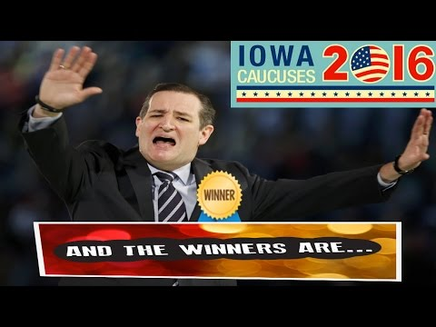 Iowa 2016 Caucus final results: OFFICIAL Republican and Democratic final poll results