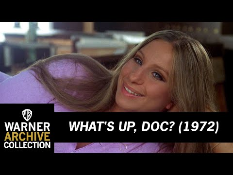 What's Up Doc? (1972) – As Time Goes By - Barbra Streisand