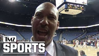 LaVar Ball Says Lakers Trading Lonzo Would Be 'Worst Move They Ever Made' | TMZ Sports