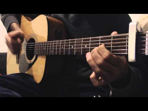 Mr Probz/Robin Schulz - Waves - Fingerstyle Guitar Cover