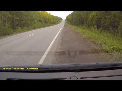 Accelera PHI 225/40/18 - Braking from 150 km / h