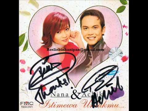 Nana & Achik Spin - Gurauan Berkasih (HQ Audio)