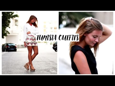 4 Outfits From Tunisia   ALICIASTYLE
