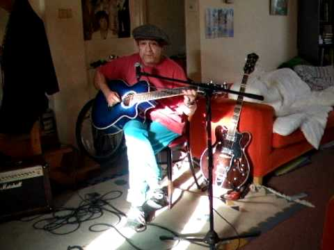 Chuck Berry/Beatles - I Got To Find My Baby - Acoustic Cover - Danny McEvoy