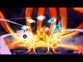 Naruto Uzumaki - Super Tailed Beast Rasen-Shuriken Barrage