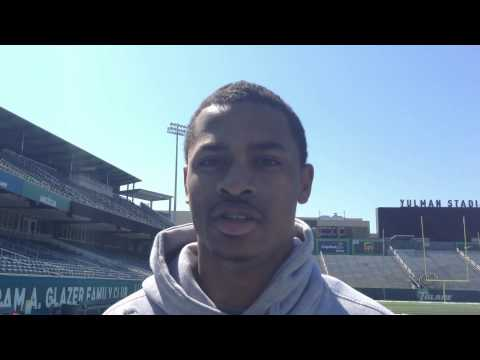 Lorenzo Doss tells us his NFL combine 40 time