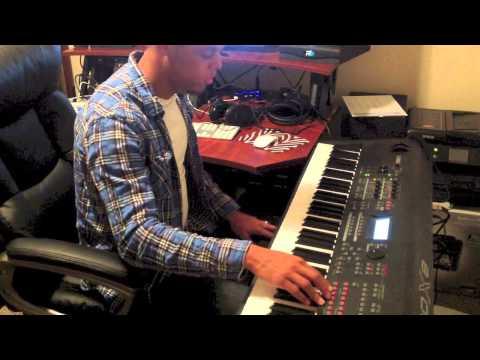 Making an R&B Beat
