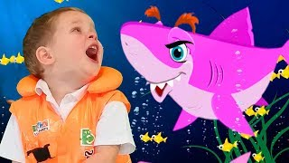 Sea Animal Song | Mirik Yarik Nursery Rhymes & Kids Songs
