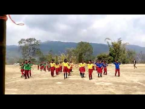 Solomon Christian School Middle Khomi annual sports meet 2019