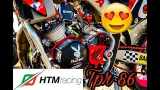 NUOVO MOTORE!! || HM TPR 86 Htm racing