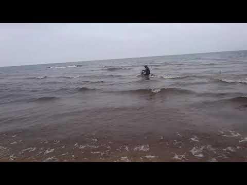 Kayo K6 по воде