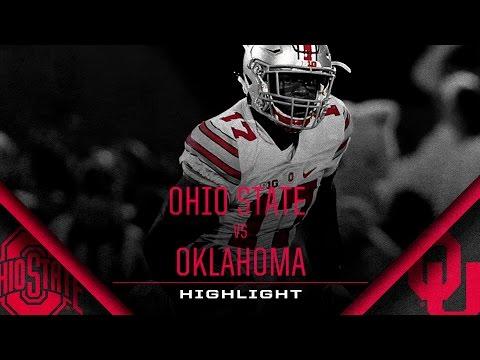 Ohio State Football: Oklahoma Highlight
