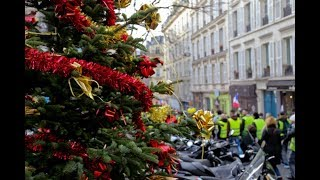 Gilets jaunes acte VI : mobilisation surprise depuis Montmartre (Paris)