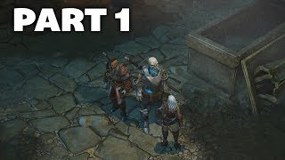 Divinity: Original Sin Co-op Gameplay Part 1 - Ragequin (PC Ultra 1080p)