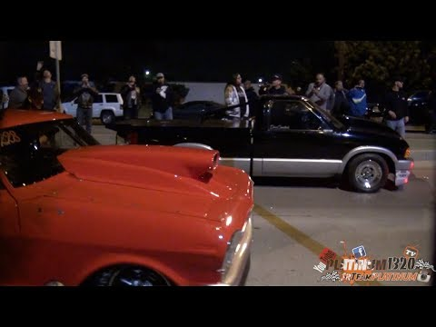 OKC STREET OUTLAWS vs CALIFORNIA