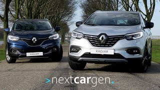 Old vs New: 2019 Renault Kadjar (BLACK EDITION) Full Review - See what's new!