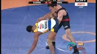 प्रो रेसलिंग लीग 2017: राहुल वाकिफ बनाम व्लादिमीर 5 वीं जनवरी | मुंबई महारथी बनाम राष्ट्रीय राजधानी क्षेत्र पंजाब रॉयल्स