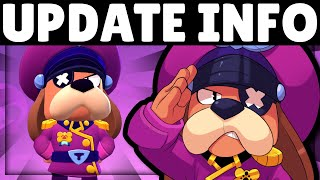 New Brawler Colonel Ruffs BREAKDOWN & Update Info!