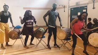 DEMBIS THIOUNG presents 5th West African DUNDUN DRUM CIRCLE MASTERCLASS - Special Sabar Edition