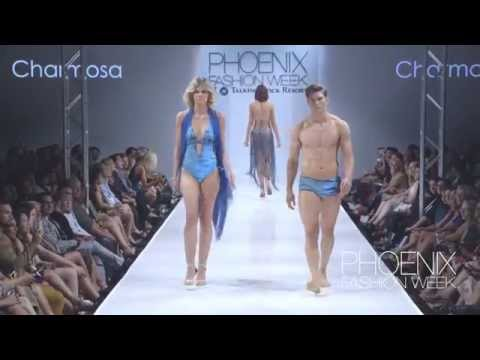 Charmosa Swimwear at Phoenix Fashion Week  2015