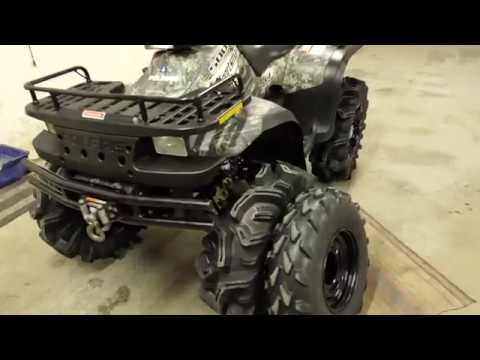 How to Install 2 inch Highlifter Lift Kit Polaris Sportsman