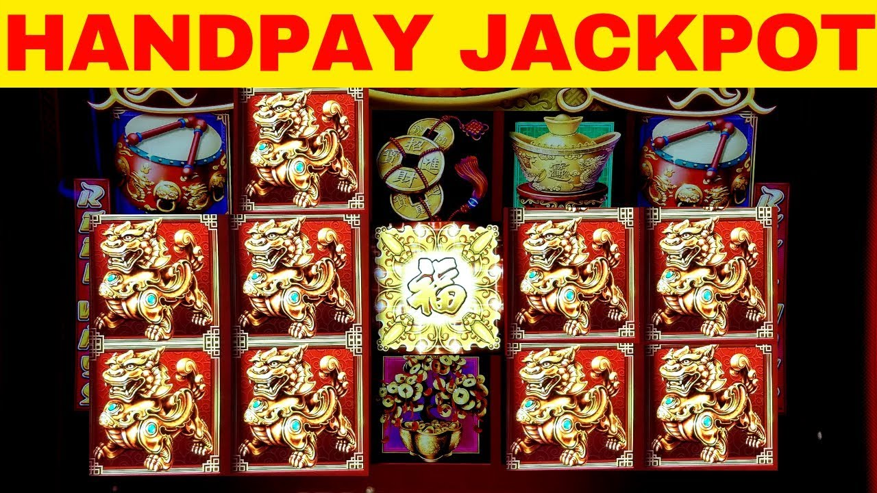 Slot games high limit casino