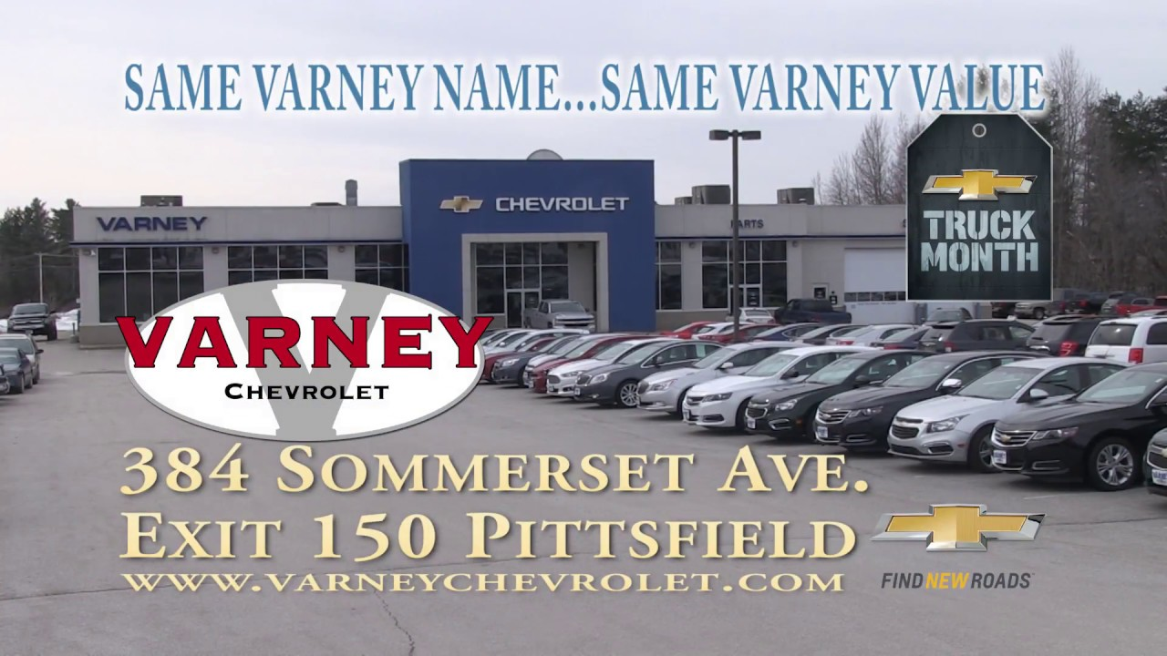 VARNEY CHEVROLET TRUCK MONTH 296 RMVP HD CREDIT - YouTube