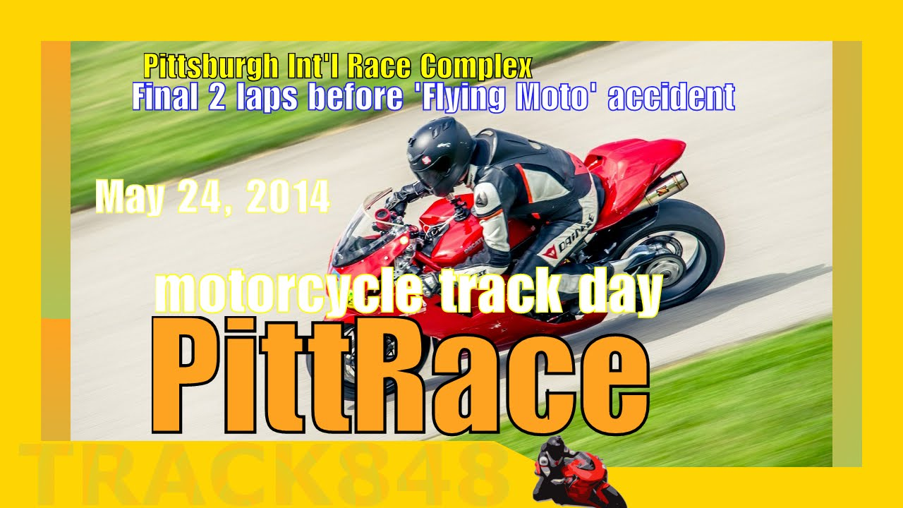 PittRace Flying Motorcycle Accident - ducati org forum | the