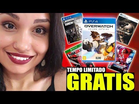 IMPERDÍVEL! 5 JOGOS GRÁTIS PS4 XONE E PC Por tempo limitado (Notícias Playstation e Xbox)