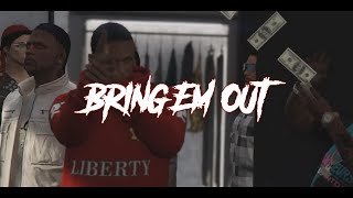 YoungBoy Never Broke Again - Bring 'Em Out (Official GTA  Video)