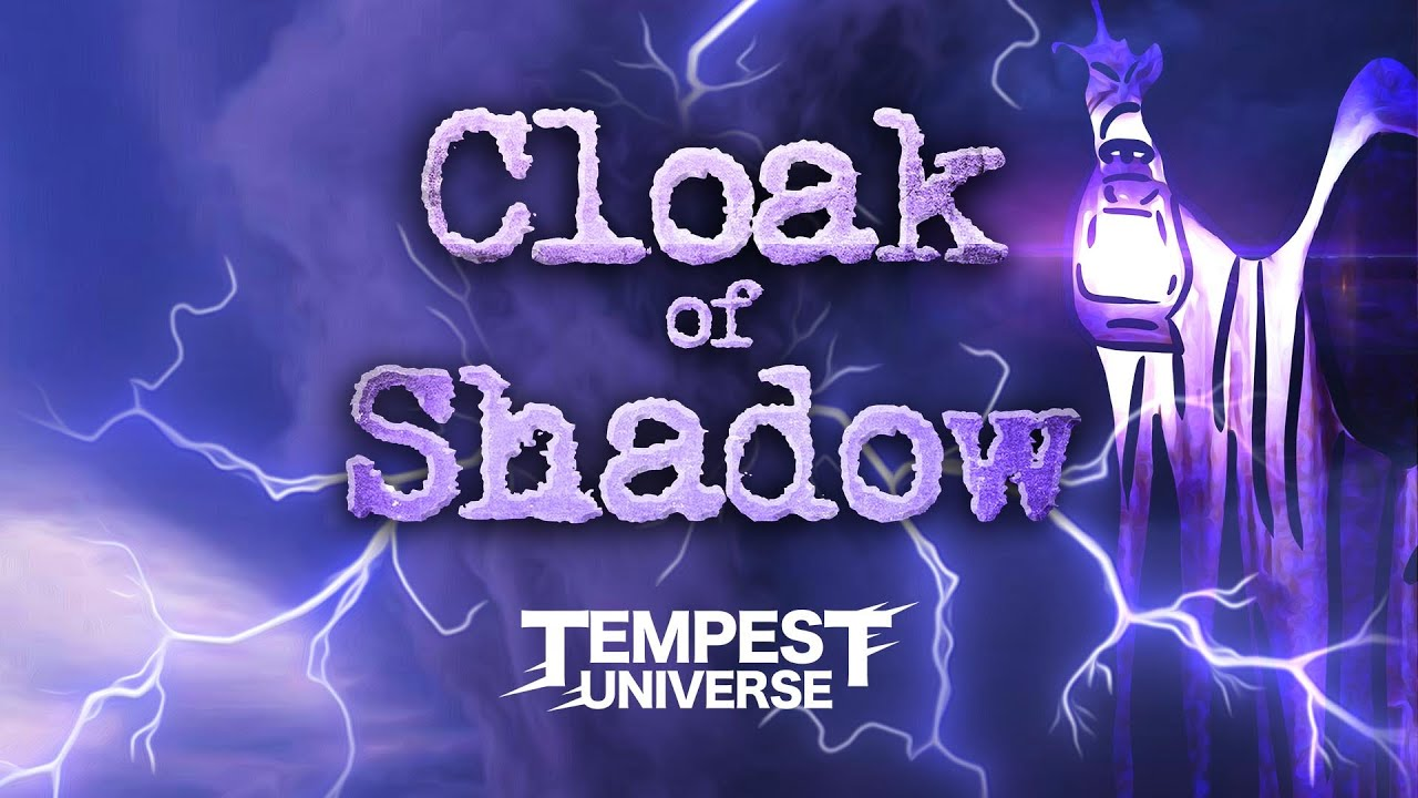 Tempest Universe Tales - Cloak of Shadow