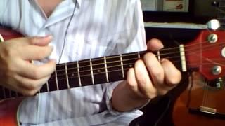 Вершина (Высоцкий) Аккорды на гитаре