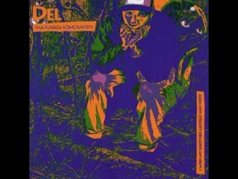 Del Tha Funkee Homosapien-What Is A Booty mp3