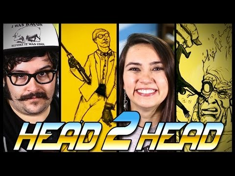 Head2Head 4Play! Hidden in Plain Sight!
