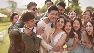 Angie & Dennis Wedding Mv (Eason Team)