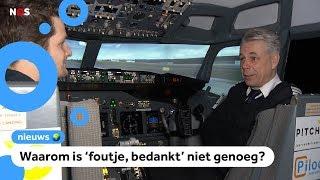 Paniek na melding van vliegtuigkaping op Schiphol