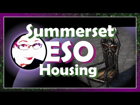 NEW Courtyard, Dining, and Gallery Furnishing | ESO Summerset Housing | Icy Talks 20180417