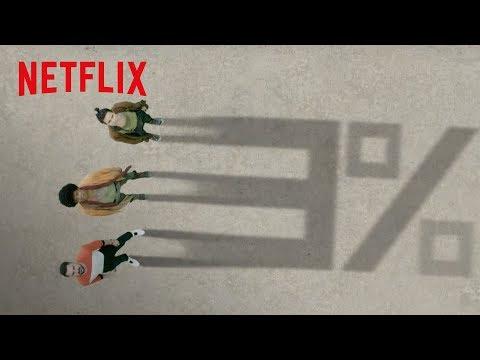 3% - Temporada 3 - Netflix