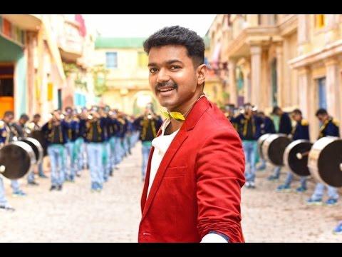 Theri Tamil Movie Vijay First Look Teaser...
