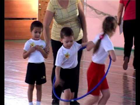 Спортивные игры  детского сада №13