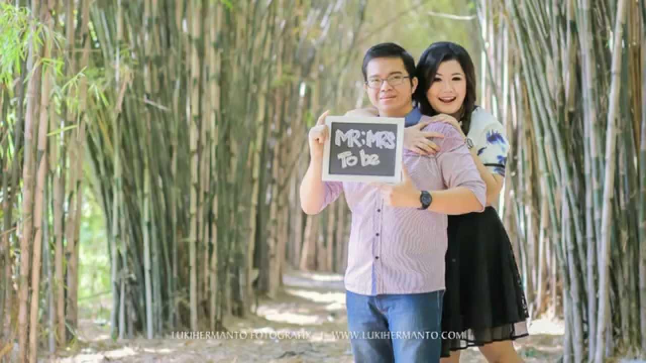 Foto Pre Wedding Outdoor Di Hutan 1