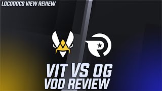 Origen vs Vitality - 'OG is the most well structured team in EU' - Week 6 LEC [ VOD Review ]