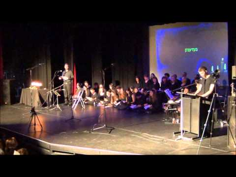 Witness Account Vladka Meed (Warsaw Ghetto Uprising Commemoration 2014)
